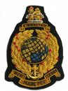 Royal Marines Military Blazer Badge